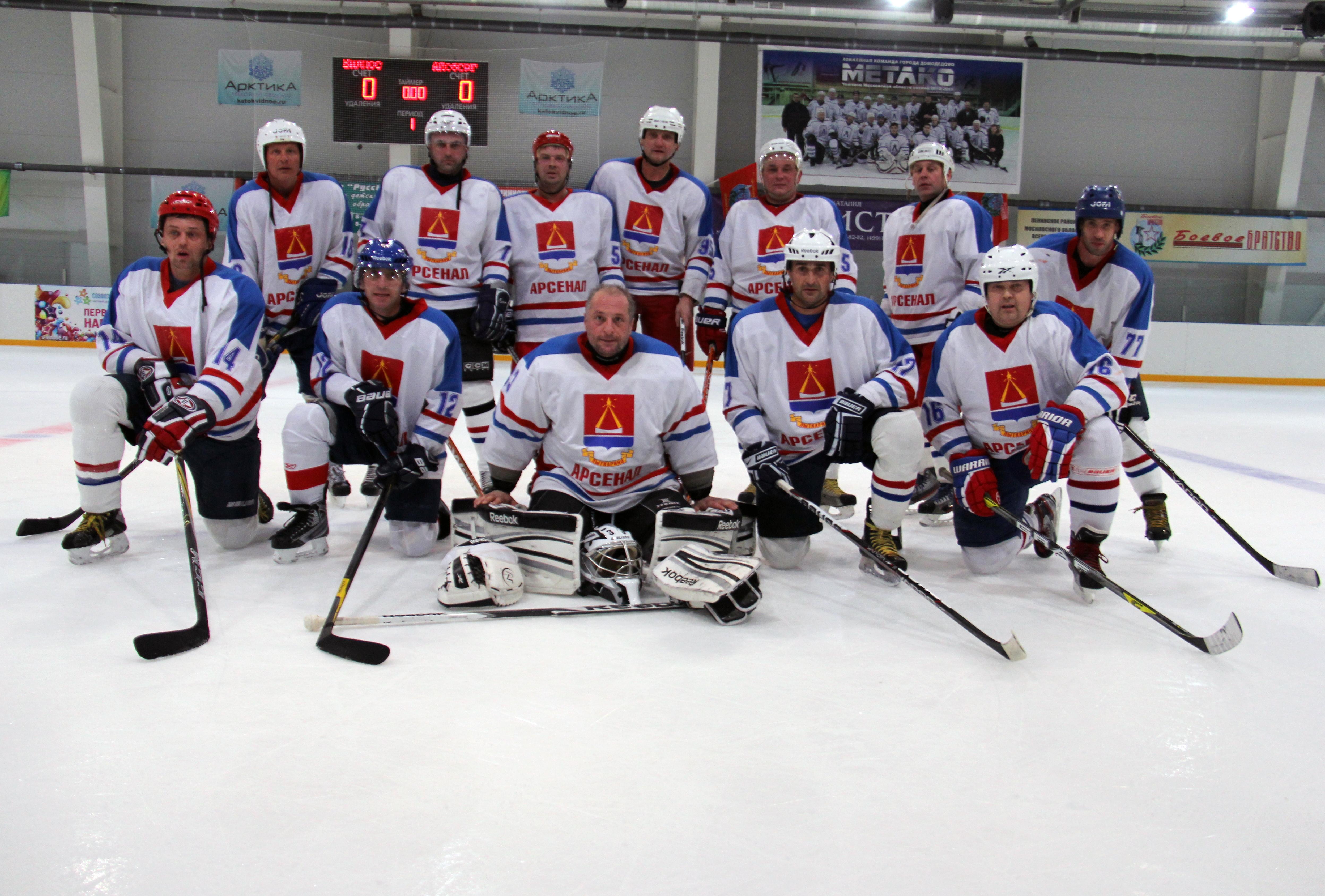 команды хоккея