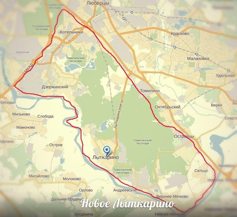 план объединения городов дзержинский котельники в открытой газете
